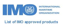 List of IMO approved products